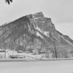 Kanisfluh im Winter / Rudolf Zündel von Zündel, Rudolf