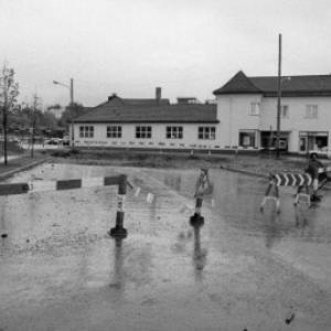 Dornbirn, Fa. Kramer, Teilabbruch / Rudolf Zündel von Zündel, Rudolf