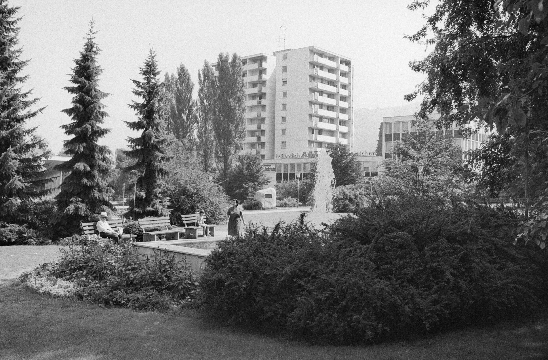 Dornbirn, Spielplatz / Rudolf Zündel von Zündel, Rudolf