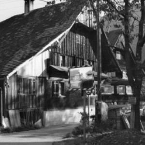 Dornbirn, Watzenegg, Haus / Rudolf Zündel von Zündel, Rudolf