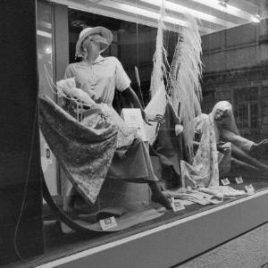 Dornbirn, Schaufenster / Rudolf Zündel von Zündel, Rudolf