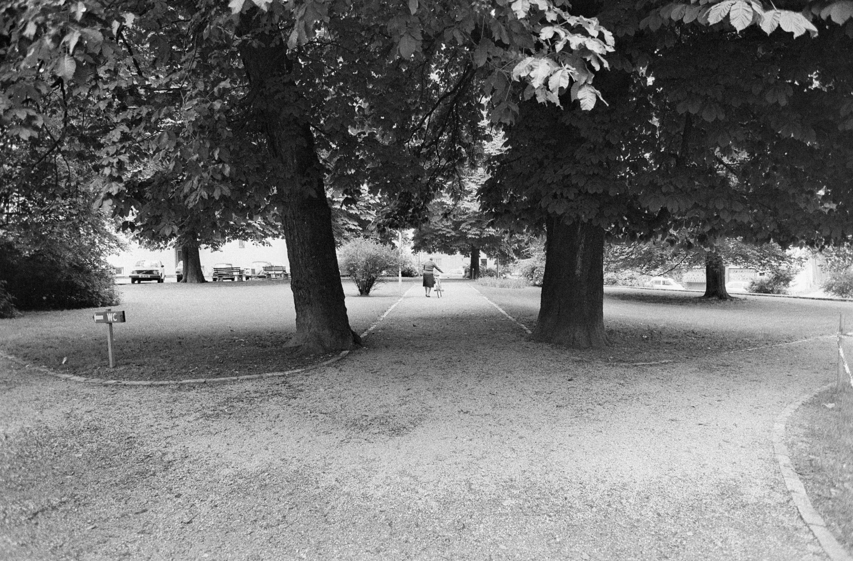 Dornbirn, Parkanlage neben St. Martin / Rudolf Zündel von Zündel, Rudolf