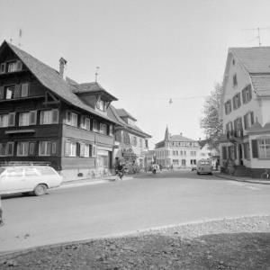 Hard Ortszentrum / Rudolf Zündel von Zündel, Rudolf