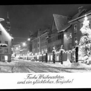 Frohe Weihnachten und ein glückliches Neujahr von Risch-Lau