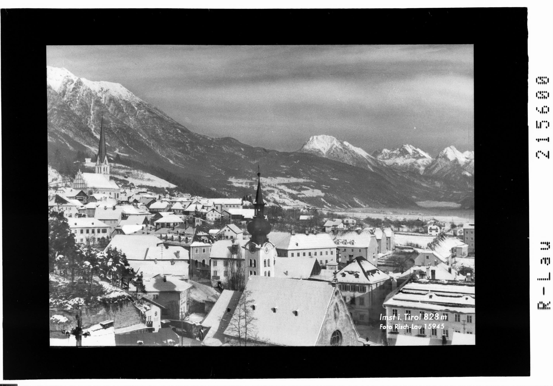 Imst in Tirol 828 m von Risch-Lau