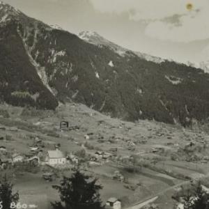St. Gallenkirch 860 m / Wolf von Wolf, Theo
