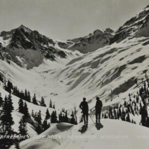 St. Gallenkirch Skigebiet Garfreschen, Alpe Nova - Heimspitze. Montafon / Risch-Lau von Risch-Lau, ...