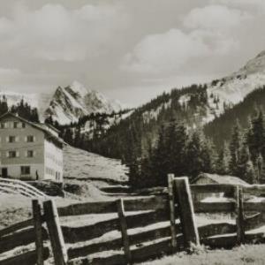 St. Gallenkirch / Aufnahme von H. O. Holzapfel von Holzapfel, H. O.