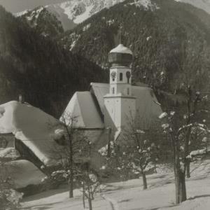 St. Gallenkirch im Montafon, Vlbg. / Aufnahme von Rhomberg von Rhomberg, ...