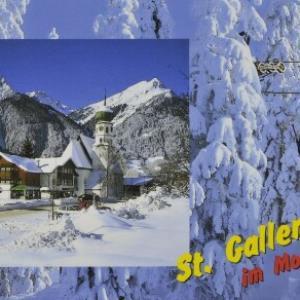 St. Gallenkirch von