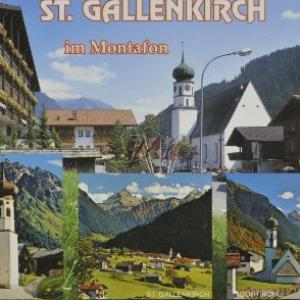 St. Gallenkirch von Häusle, H.