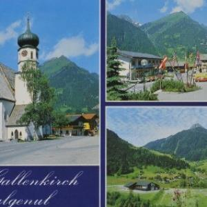St. Gallenkirch von Risch-Lau