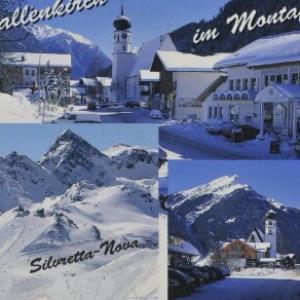 St. Gallenkirch im Montafon von Häusle, H.