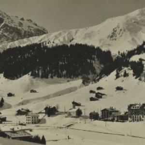 St. Gallenkirch Gargellen 1447 m von Silvrettaverlag, Steiner Otto