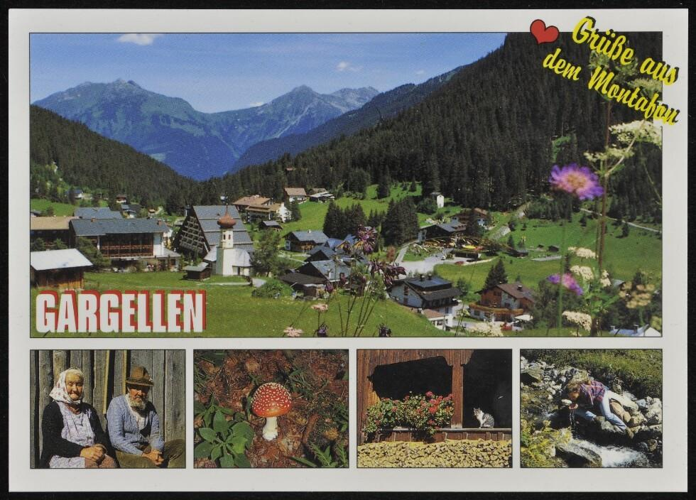 [St. Gallenkirch] Gargellen