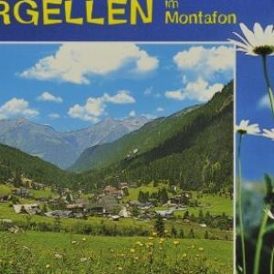 St. Gallenkirch Gargellen im von