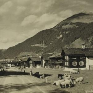 St. Gallenkirch Gortipohl im Montafon / O. Steiner von Steiner, Otto