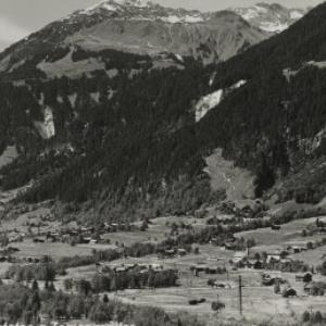 St. Gallenkirch Gortipohl i. Montafon g. Zamangspitze / Risch-Lau von Risch-Lau, ...