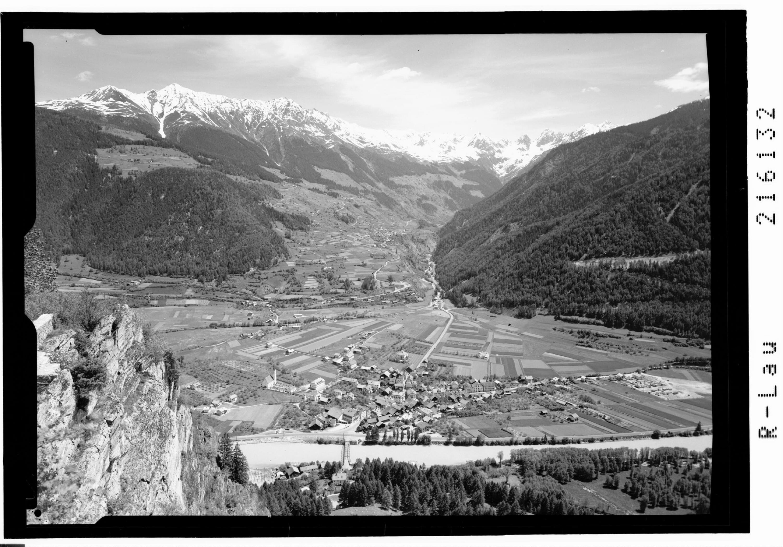 Prutz im Oberinntal gegen Kaunergrat / Tirol von Risch-Lau