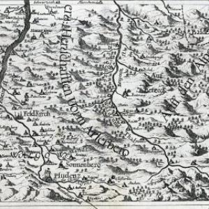 Herrschaften vorm Arlerberg von Hurter, Johann Christoph