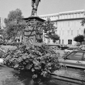 Bregenz, Brunnen / Rudolf Zündel von Zündel, Rudolf