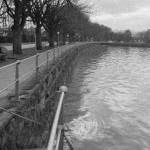 Bregenzer Seeanlagen, Uferpromenade / Rudolf Zündel von Zündel, Rudolf