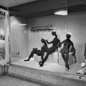 Bregenz, Schaufenster / Rudolf Zündel von Zündel, Rudolf
