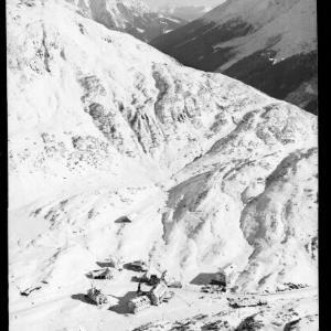 St.Christoph am Arlberg 1800 m, Austria von Risch-Lau