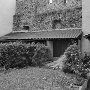 Bregenz Oberstadt, Stadtmauer / Rudolf Zündel von Zündel, Rudolf
