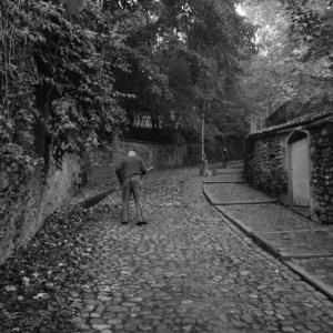 Bregenz, Aufgang zur Oberstadt / Rudolf Zündel von Zündel, Rudolf