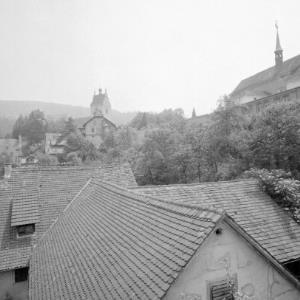 Bregenz, Kirche St. Gallus und Kapuzinerkloster / Rudolf Zündel von Zündel, Rudolf