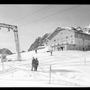 Alpengasthof Piz Buin 2071 auf der Bielerhöhe Silvretta - Austria von Risch-Lau