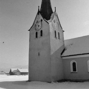 Rankweil, Kirche hl. Anna / Rudolf Zündel von Zündel, Rudolf
