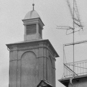 Feldkirch, Kirchturm der Johanniterkirche / Rudolf Zündel von Zündel, Rudolf