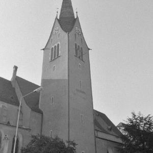 Feldkircher Dom / Rudolf Zündel von Zündel, Rudolf