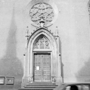 Feldkirch, Eingangsportal zum Dom / Rudolf Zündel von Zündel, Rudolf