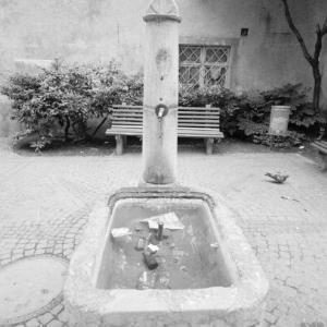 Feldkirch, Brunnen / Rudolf Zündel von Zündel, Rudolf
