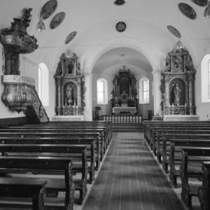 Meiningen, Kirche St. Agatha / Rudolf Zündel von Zündel, Rudolf
