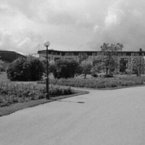 Bregenz, Hotel Mercure und Casino / Rudolf Zündel von Zündel, Rudolf
