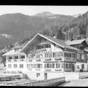 Pension Zamangspitze, St.Gallenkirch im Montafon, Vorarlberg von Risch-Lau