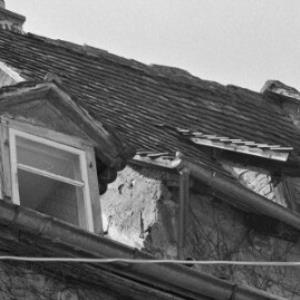 Bregenz Oberstadt, Häuser, zum Teil Detailaufnahmen / Rudolf Zündel von Zündel, Rudolf