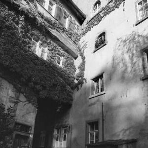 Bregenz Oberstadt, Teil vom Stadttor / Rudolf Zündel von Zündel, Rudolf