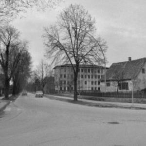 Bregenz, Josef-Huter-Straße / Rudolf Zündel von Zündel, Rudolf