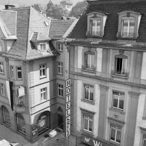Bregenz vom Casino aus / Rudolf Zündel von Zündel, Rudolf