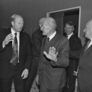 Offizielle Eröffnung des Landhauses / Rudolf Zündel von Zündel, Rudolf