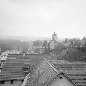 Bregenz, Kirche St. Gallus / Rudolf Zündel von Zündel, Rudolf