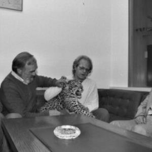 """Tierschutz 1984 """"Jaguar"""" / Rudolf Zündel von Zündel, Rudolf"""