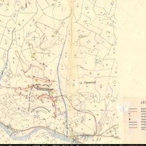 Messnertobel Silbertal / Sammlung: Wildbach- und Lawinenverbauung, Sektion Bludenz von Wildbach- und Lawinenverbauung