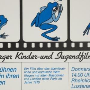 """Vorarlberger Kinder- und Jugendfilmwochen / Reinhold Luger ; veranstaltet vom Landesjugendreferat in Zusammenarbeit mit der Aktion """"Der gute Film"""" und der Fachgruppe der Vorarlberger Lichtspieltheater von Luger, Reinhold"""