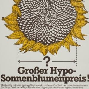 Großer Hypo-Sonnenblumenpreis! / Reinhold Luger von Luger, Reinhold